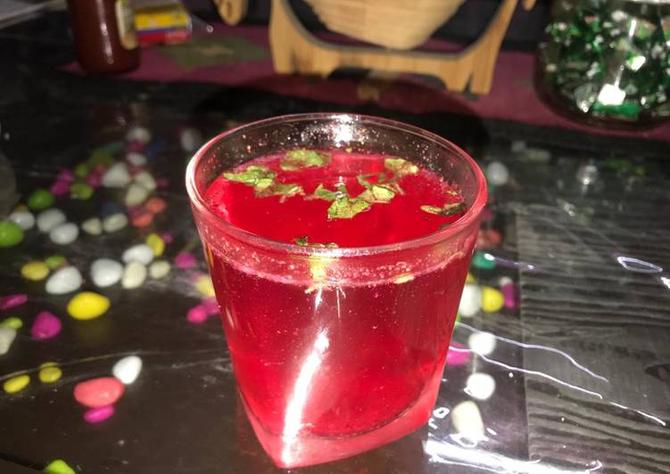 Easiest Way to Make Award-winning Rooh afza mojito