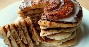 Vickys Cinnamon Roll Pancakes GF DF EF SF NF