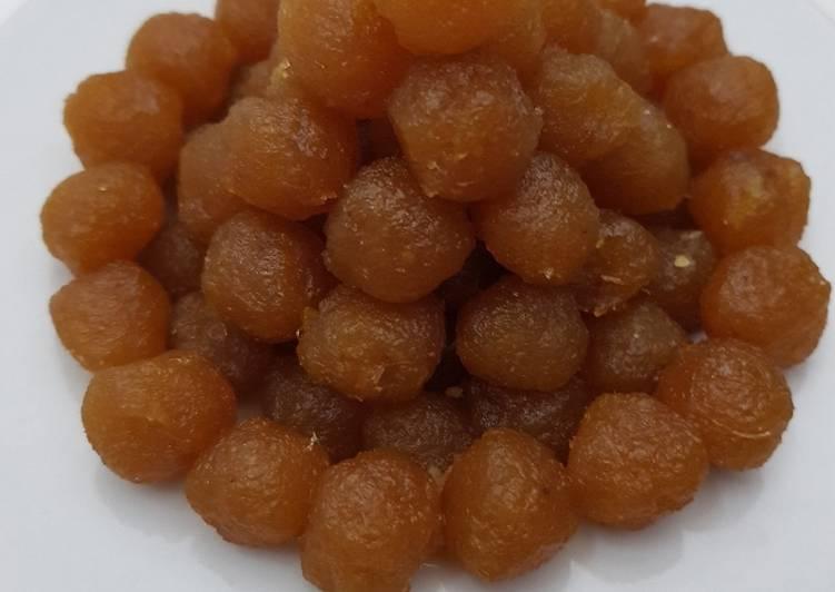 Selai Nanas Homemade Isian Nastar