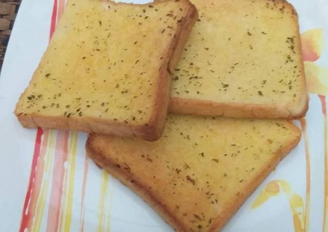 Garlic bread sederhana