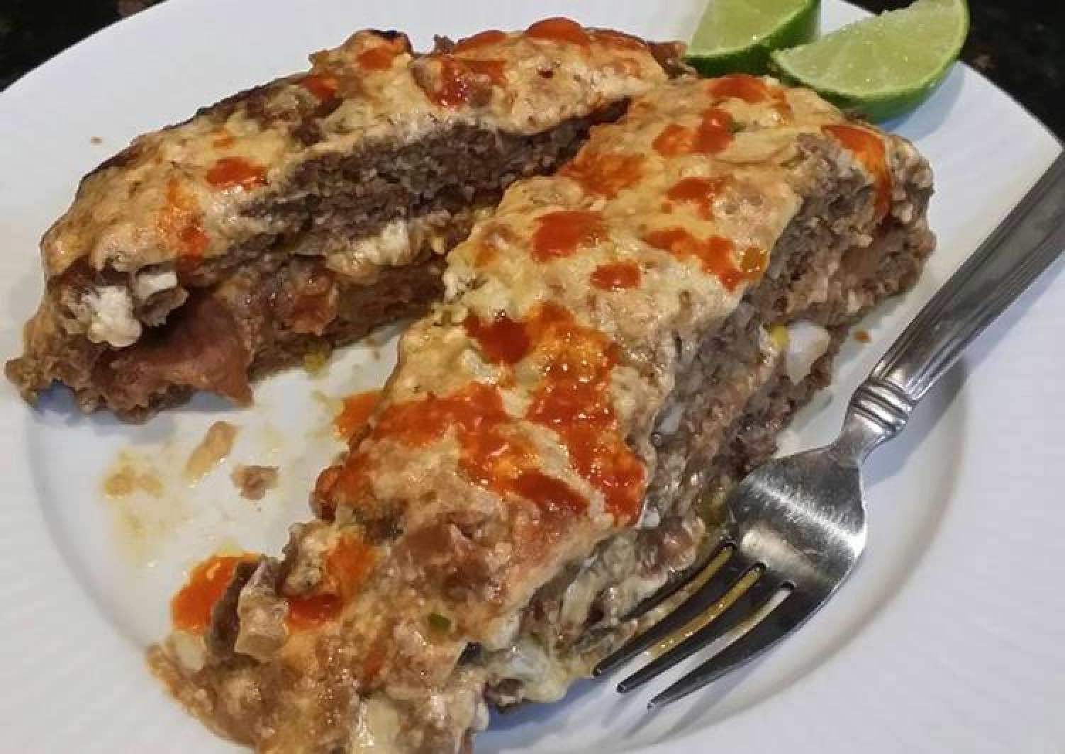 Brad's Mexican meat loaf