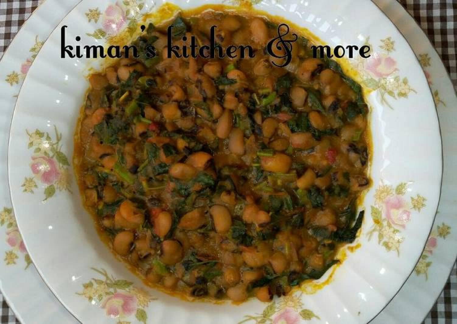Beans porridge