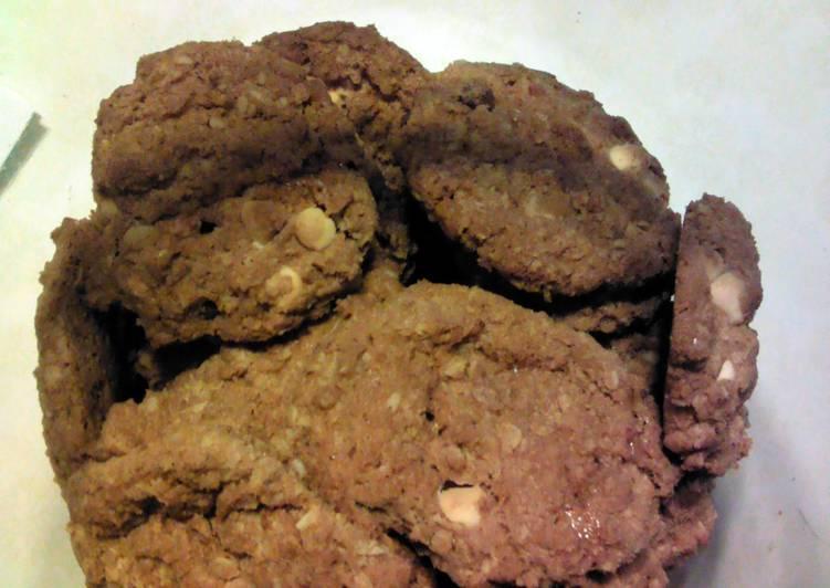 Brendas Absolute Best Oatmeal Cookies