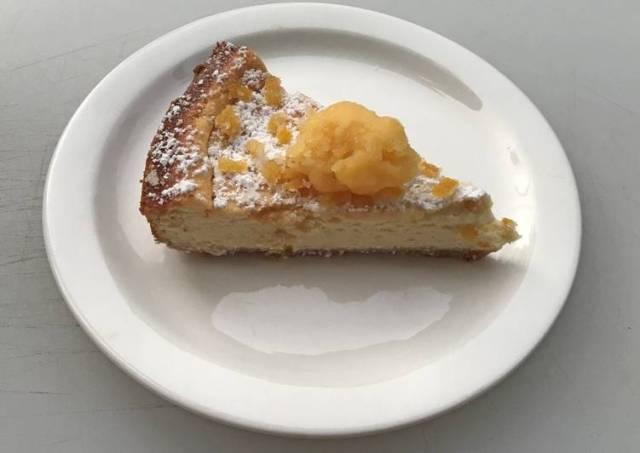 Citrus CheesecakeFUSF