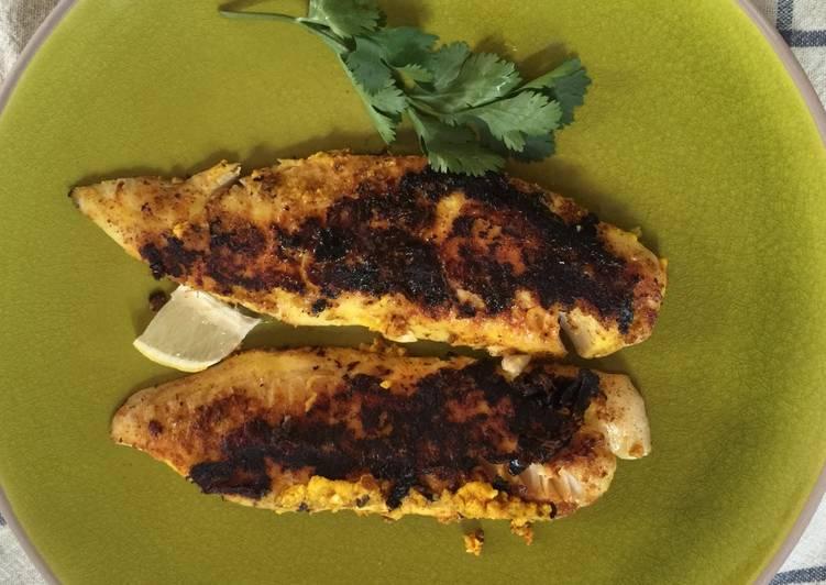 Spicy Tilapia Fish