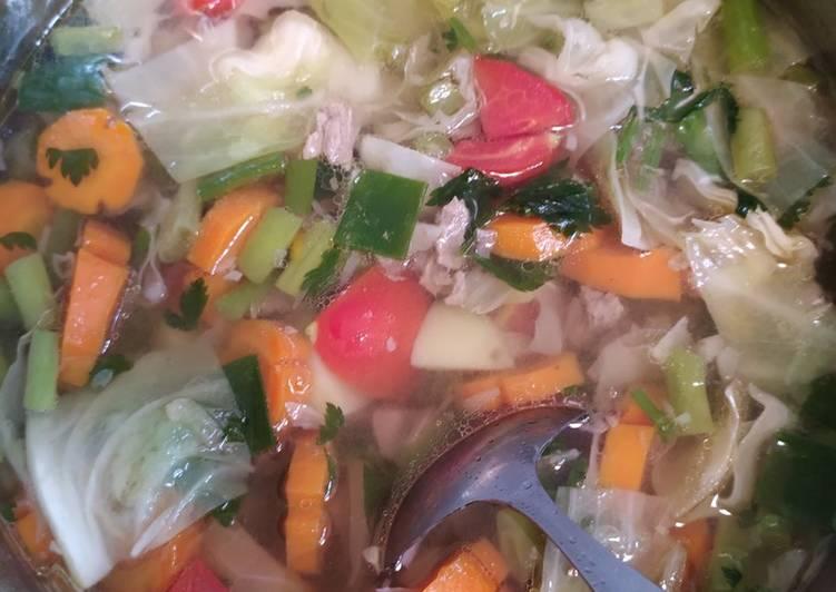 Sayur Sop Daging