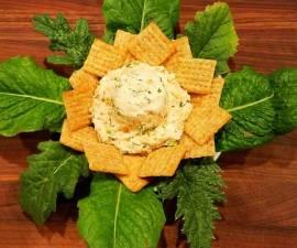 Recipe: Appetizing Mike's Marisco Bagel & Cracker Spread