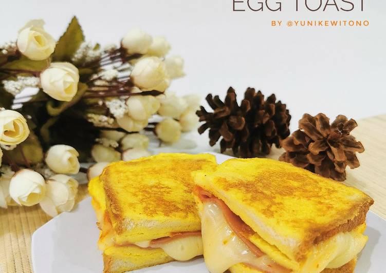Roti Telur Panggang (Korean Style)