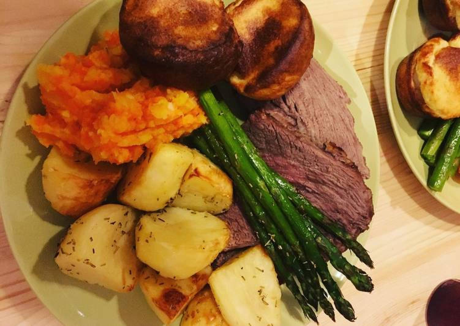 Sunday Roast (Beef) with all the trimmings