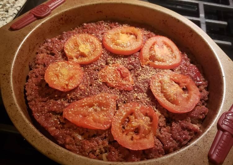 Meat kofta