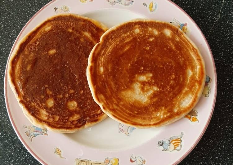 Steps to Make Speedy Pancakes