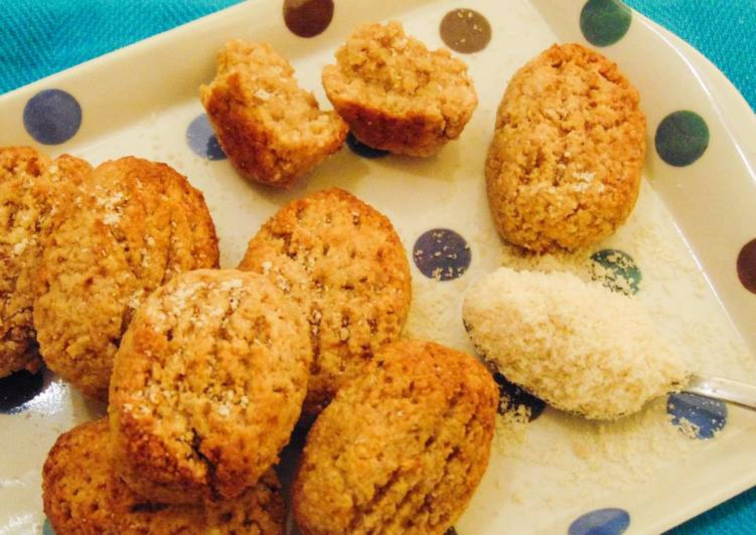 High Protein Almond Macaroons (GF/DF)