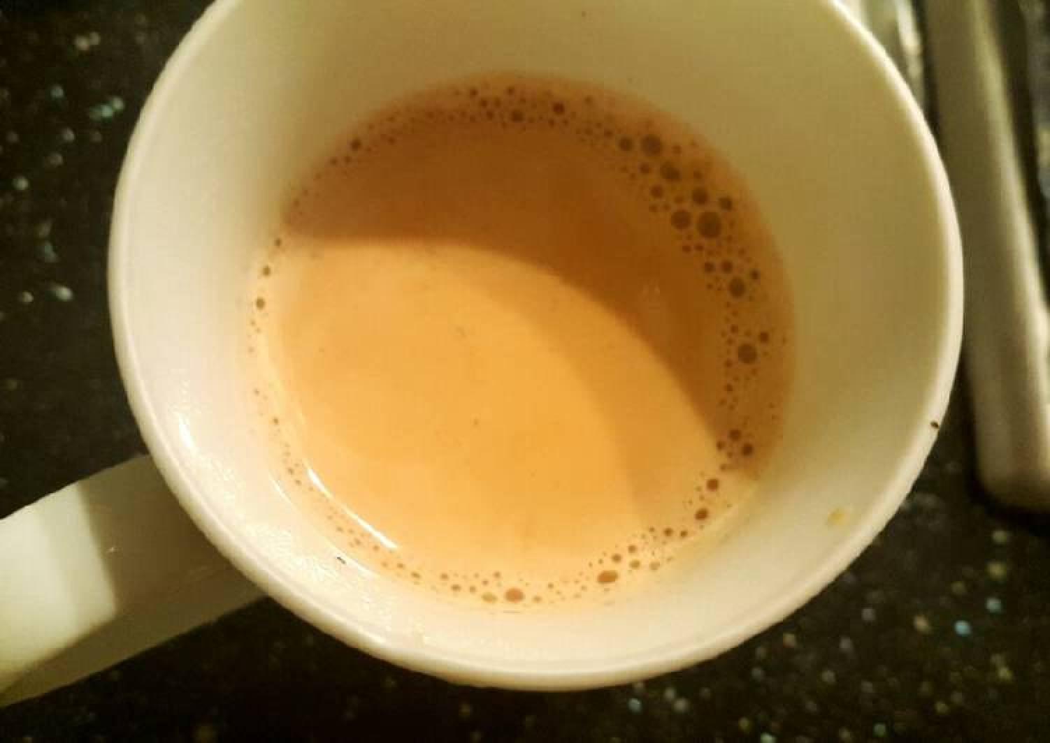 Herbal Milk Tea ☺🍵