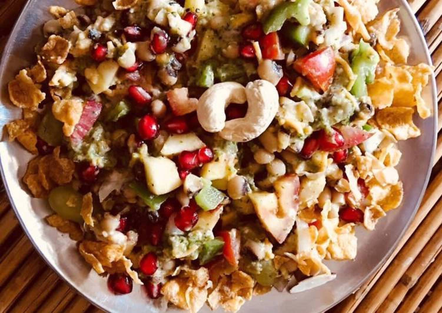 Healthy & Nutritious Soyabean Chaat