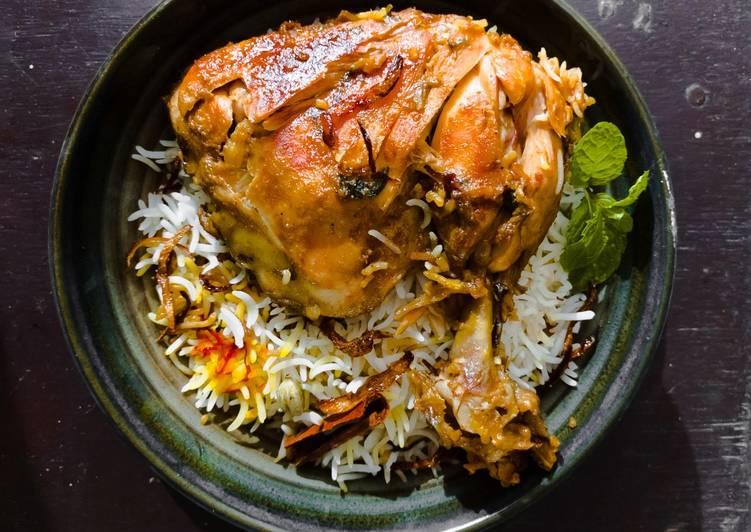 Recipe of Homemade Pressure Cooker Chicken Biryani