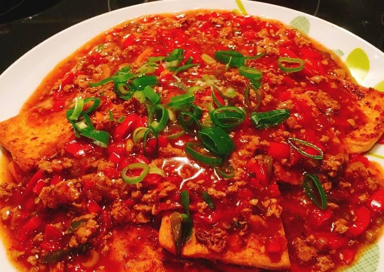 Step-by-Step Guide to Make Super Quick Homemade Stewed Crispy Tofu ??????????????????