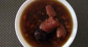 Peanut In Pork Tail Soup