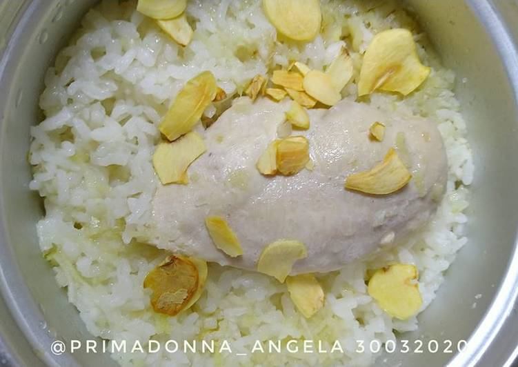 Step-by-Step Guide to Make Award-winning Simple Hainanese Chicken in Rice Cooker