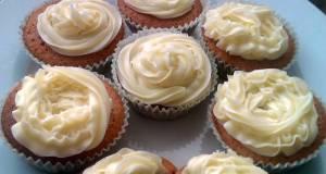 Vickys Jam  Custard Cupcakes GF DF EF SF NF