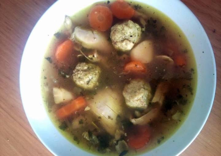 """Sig's Chicken Soup """"Corrado"""""""