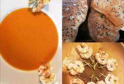 Rezept Rote Linsensuppe mit Karotten und Kokosmilch Köstlich
