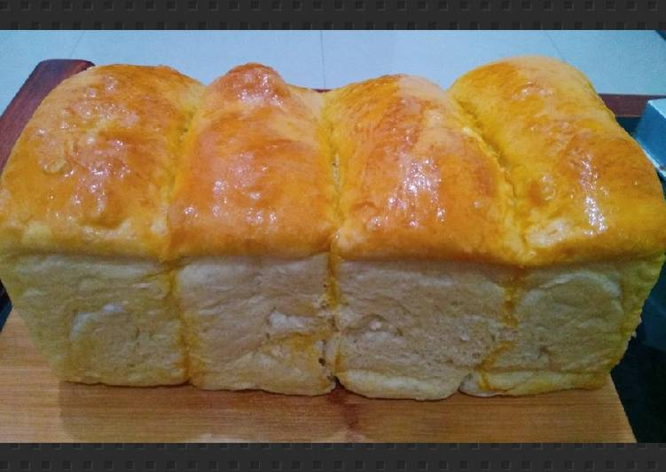 Roti sobek tawar part 1
