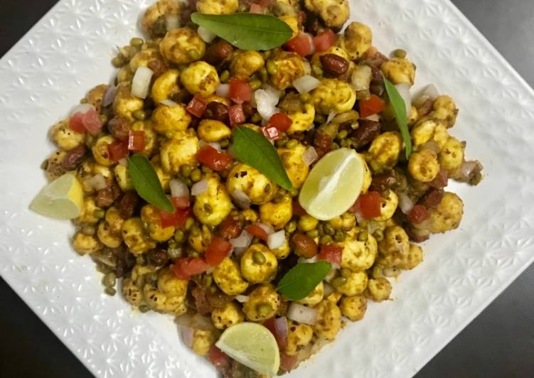 Easiest Way to Make Speedy Makhana Bhel