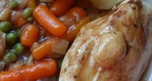 Vickys Simple Chicken Casserole GF DF EF SF NF