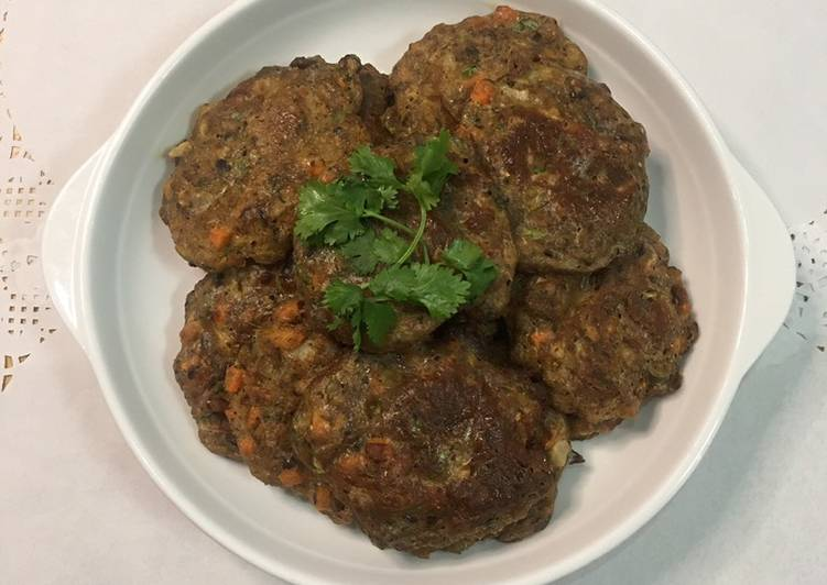 Sardines Fritters