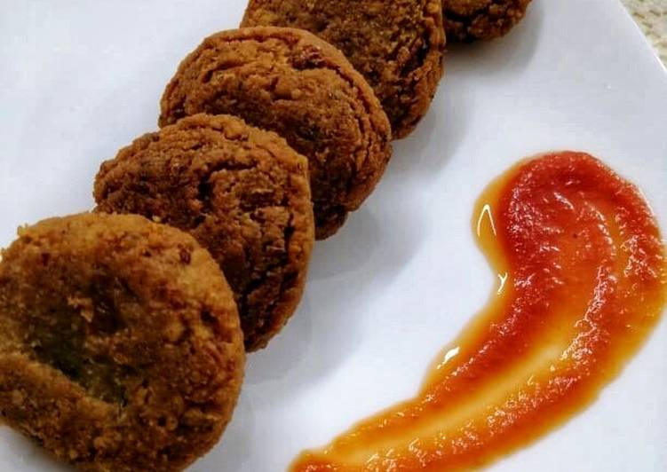 ChanaDal Vada Recipe (lentil fritters)