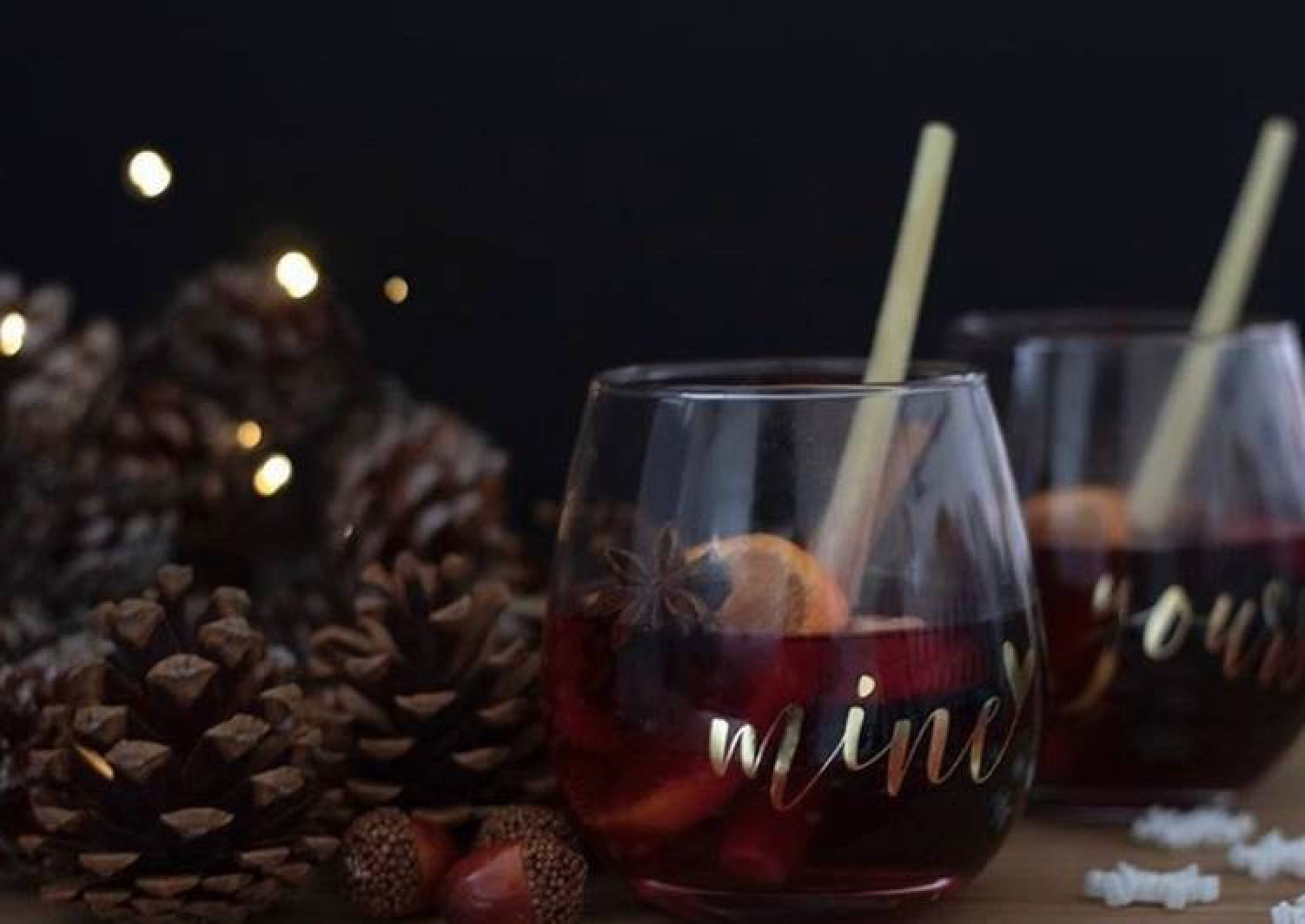 Mulled wine 'Mine and Yours'