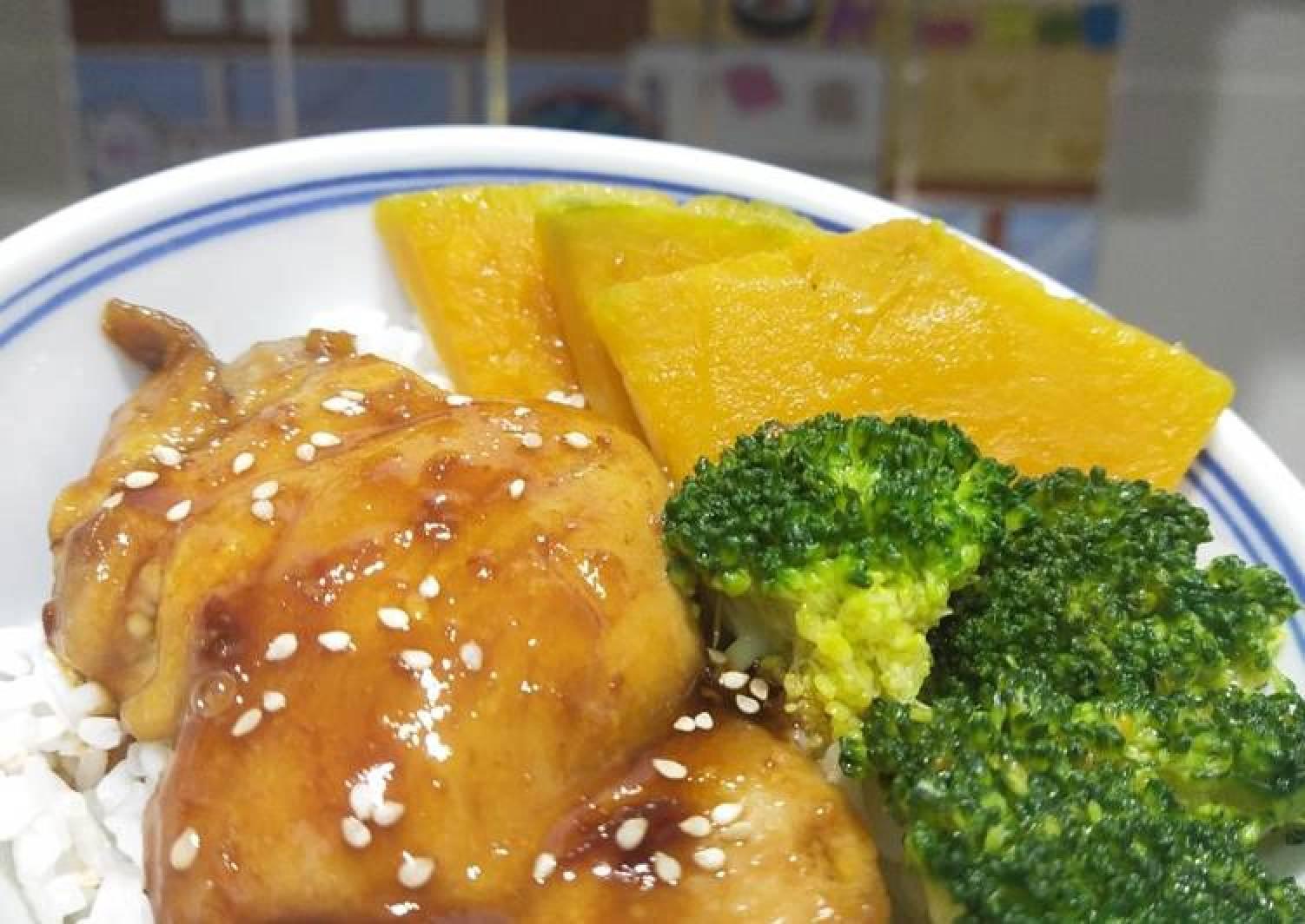 Chicken Teriyaki チキン照り焼き