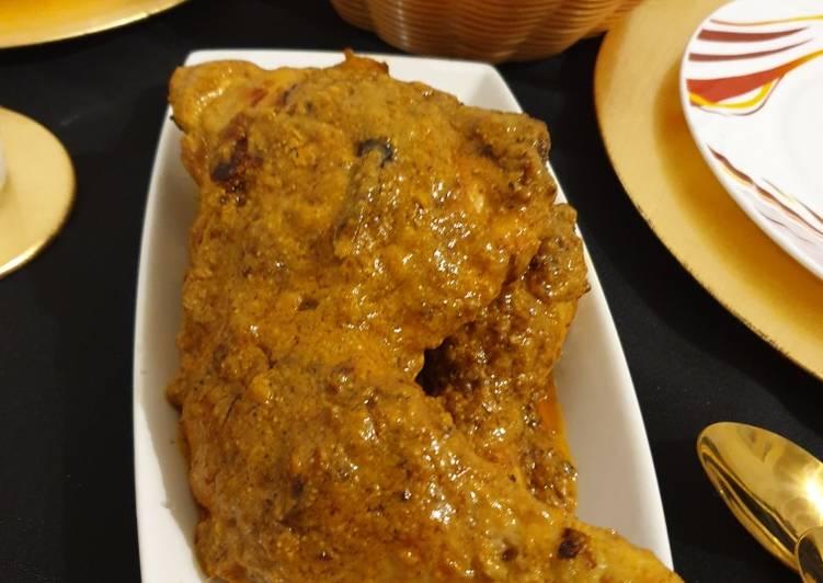 Classic Chicken Chaap Kolkata Style