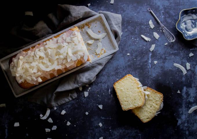 Rezept Um Jamie Oliver Buttermilch Kokos Kuchen zu machen