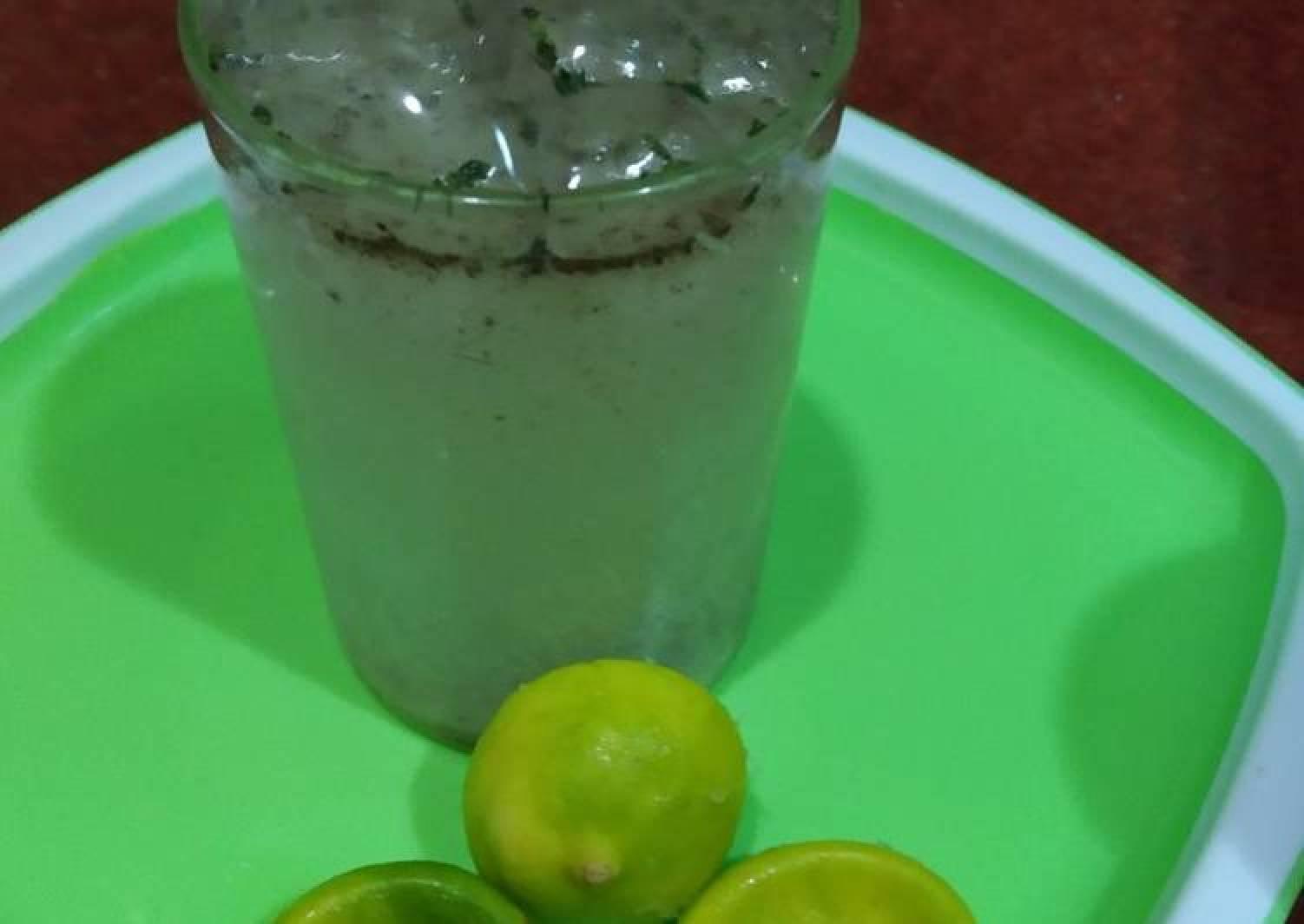 Jeera lemon soda