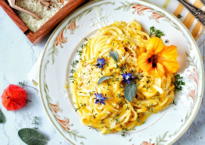 Der einfache Weg Um Jamie Oliver Pasta mit Kürbissauce zu machen