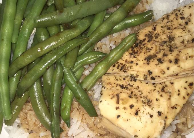 Easiest Way to Make Homemade Crock Pot Chicken with Green Beans