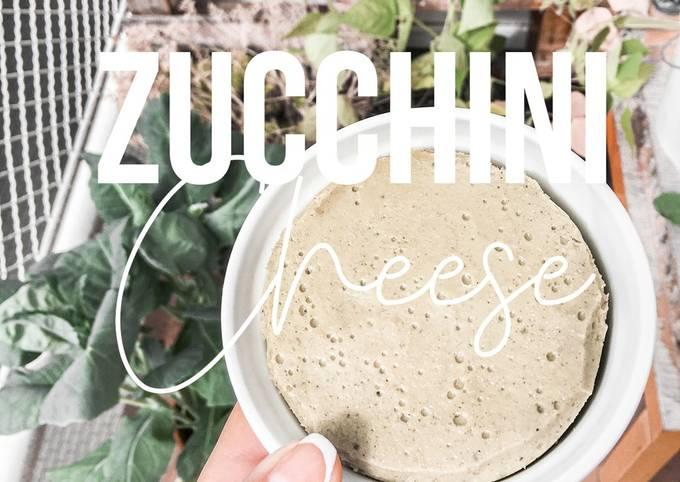 """""""Fake"""" Cheese from Zucchini? Delicious Zucchini Cheese [Recipe]"""
