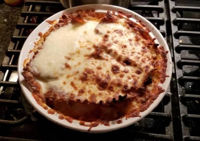 Aunt Melissa's Lasagna