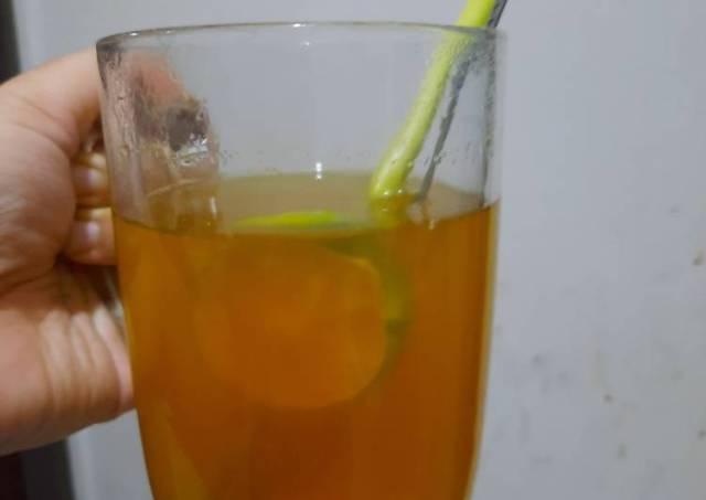 Minuman jahe sehat