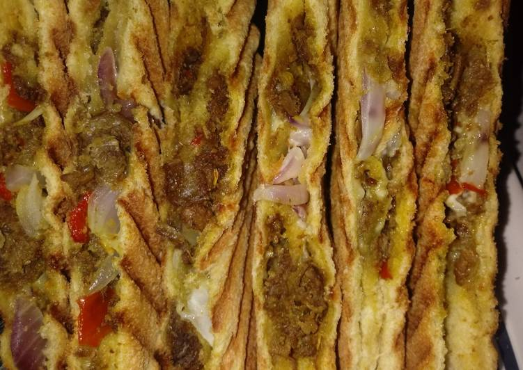 Recipe of Quick Beef sandwich
