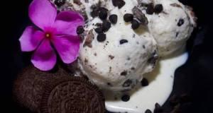 Oreo Chocochip Icecream