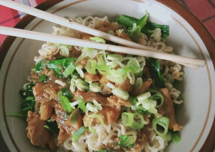 6.Mie Ayam Simple (recook)