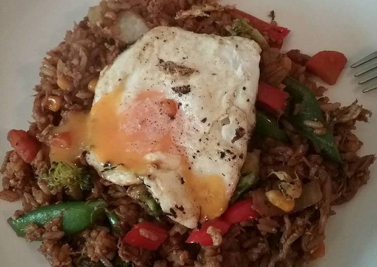 Step-by-Step Guide to Prepare Homemade Nasi Goreng