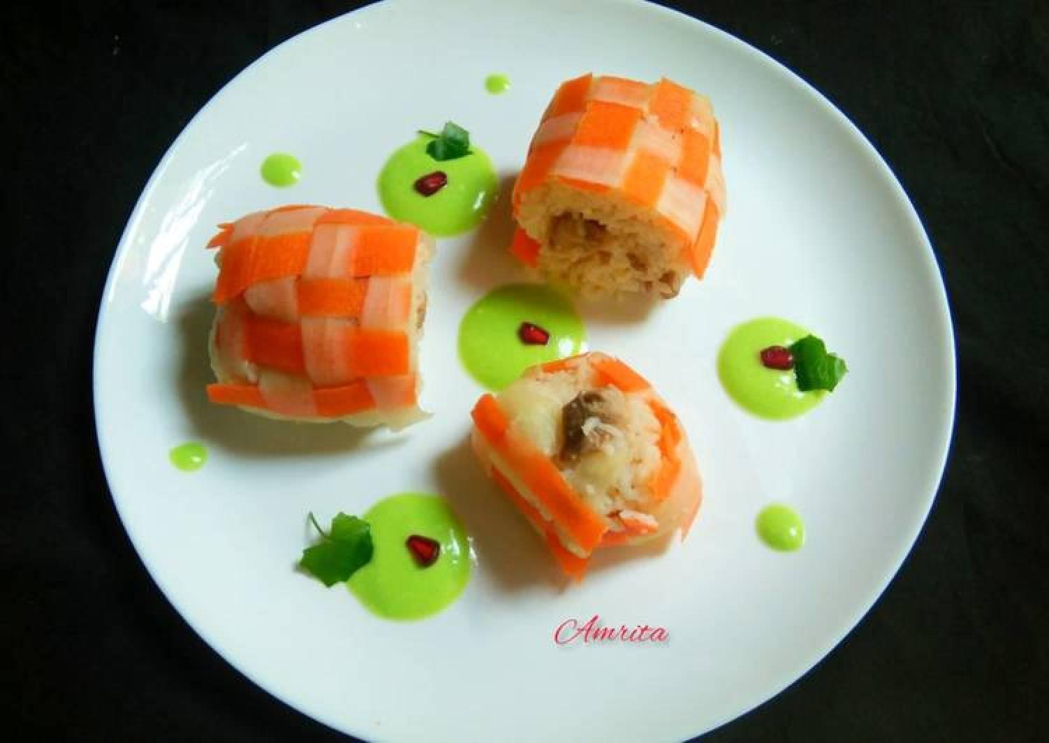 Yogurt Yakni Mat Sushi