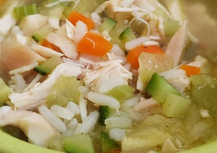 Baby/Toddler Fave Chicken and Rice Soup, Discover The Facts Regarding Superfoods