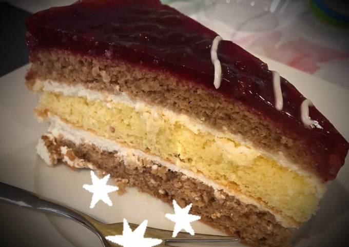 Rezept Um Preisgekrönte Drei Tage Torte zu machen
