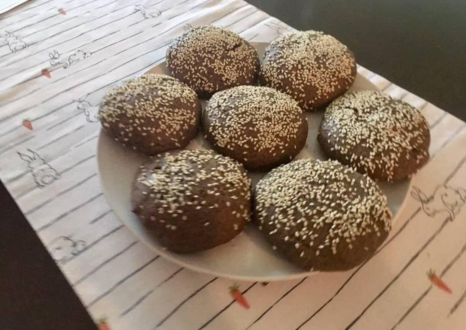 Paleo Flaxseed buns
