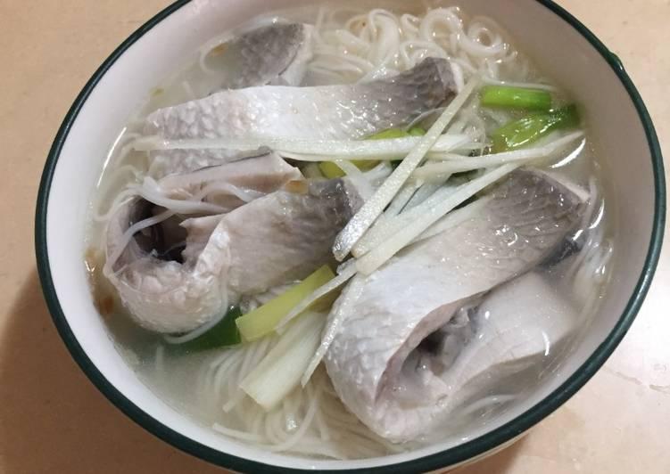 吳嵩裕 發表的 虱目魚麵線 食譜 - Cookpad
