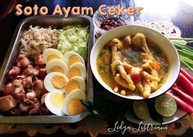 26. Soto Ayam Ceker
